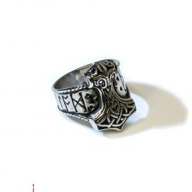 Thors grimma Hammer ring
